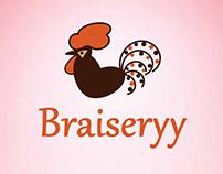 Braiseryy Cake Posters