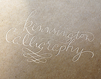 Web Design / Calligraphy Co.