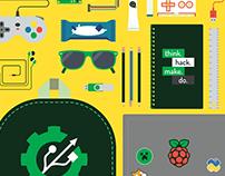 Workshop Flyer: summer holidays