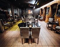 "Interior Photoshoot ""Charlotte Restaurant"""