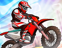 Mini Bike Racer (Game Project)