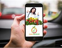 Logo & i Phone Apps Welcome Screen
