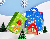Kalev Christmas series for kids