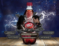 Dr. Pepper: Batman v Superman