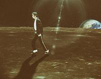 Michael Jackson, Moon walk