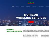 NURICON wireline services