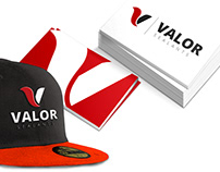 Valor Sealants - Logo Design