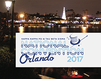 2017 National Convention Logo & Branding