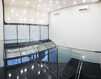 L&S OFFICE_HALL / completed