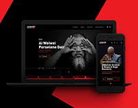 Akbank Sanat | Adaptive Website