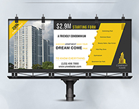 Apartment Sell Billboard