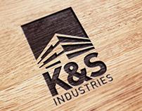 K&S Industries - Logo Design