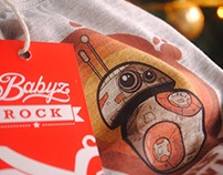 BABYZROCK /Baby wearing/