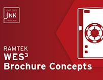 WRS3 Brochure Concepts | 2019
