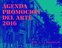 Agenda de Promoción del Arte 2016