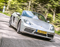Porsche 718 in the Vogezen | 29 april 2016