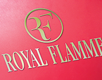 Royal Flamme Logo & stationary