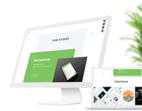 SGC Creative Agency - Website