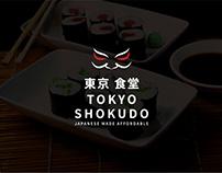Tokyo Shokudo - Branding