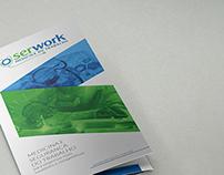 Folder - 2 dobras | Serwork Medicina do Trabalho