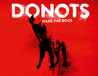 "Donots ""Wake The Dogs"" LP"