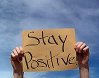 Clayton Perlman: Staying Positive