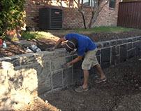 A Guide To Building Your Hardscape's Retaining Wall