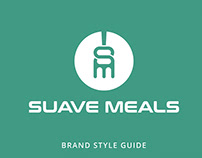 "Full Branding Design for""SUAVE MEALS"""