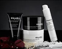 Kyoku Men's Skincare: Concept Campaign