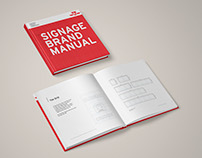 Toronto Transit Commission Signage Brand Manual
