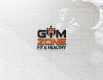 Logo & Brand Identity Design ( GYM & Fitness )