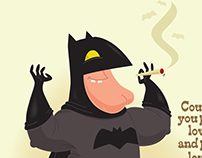 Bat-Relax