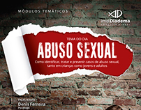 Poster of course about sexual abuse