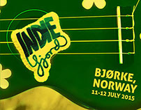 Indiefjord 2015 poster