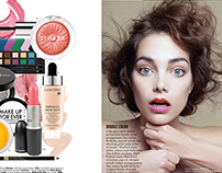 marie claire BEAUTY