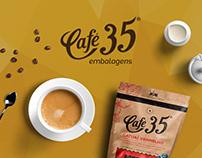 Café 35 - Embalagens