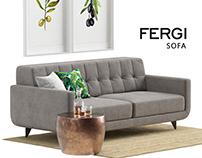 FERGI Sofa