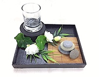 Zen Delite Handcrafted Decorative Candleholder