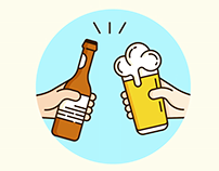 How to order a beer?