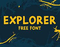 Free Explorer Script Font