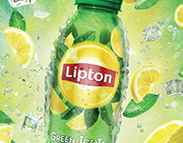 Lipton / Green Ice Tea