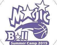 Basketball academy logo