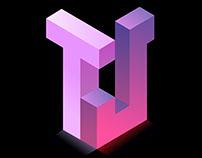 MTV MUSIC POLLS + TJ SEARCH LOGOS
