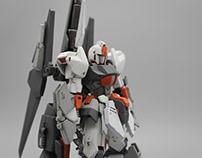 Gundam Mega Shiki
