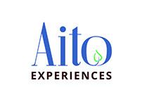 Aito Experiences Logo design