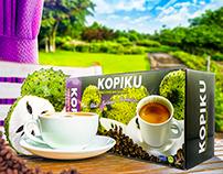 Kopiku Advertisement Banner Design