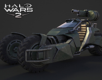 Halo Wars 2 UNSC Jackrabbit