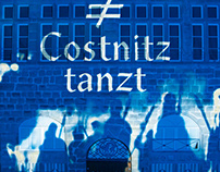 Lichtkunstprojekt: Costnitz tanzt