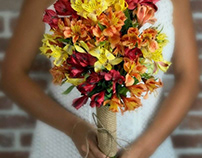 Colorful Bouquet from Sylmar Flower Delivery