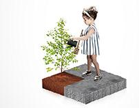 Afrisam Concrete Possibilities Print Campaign